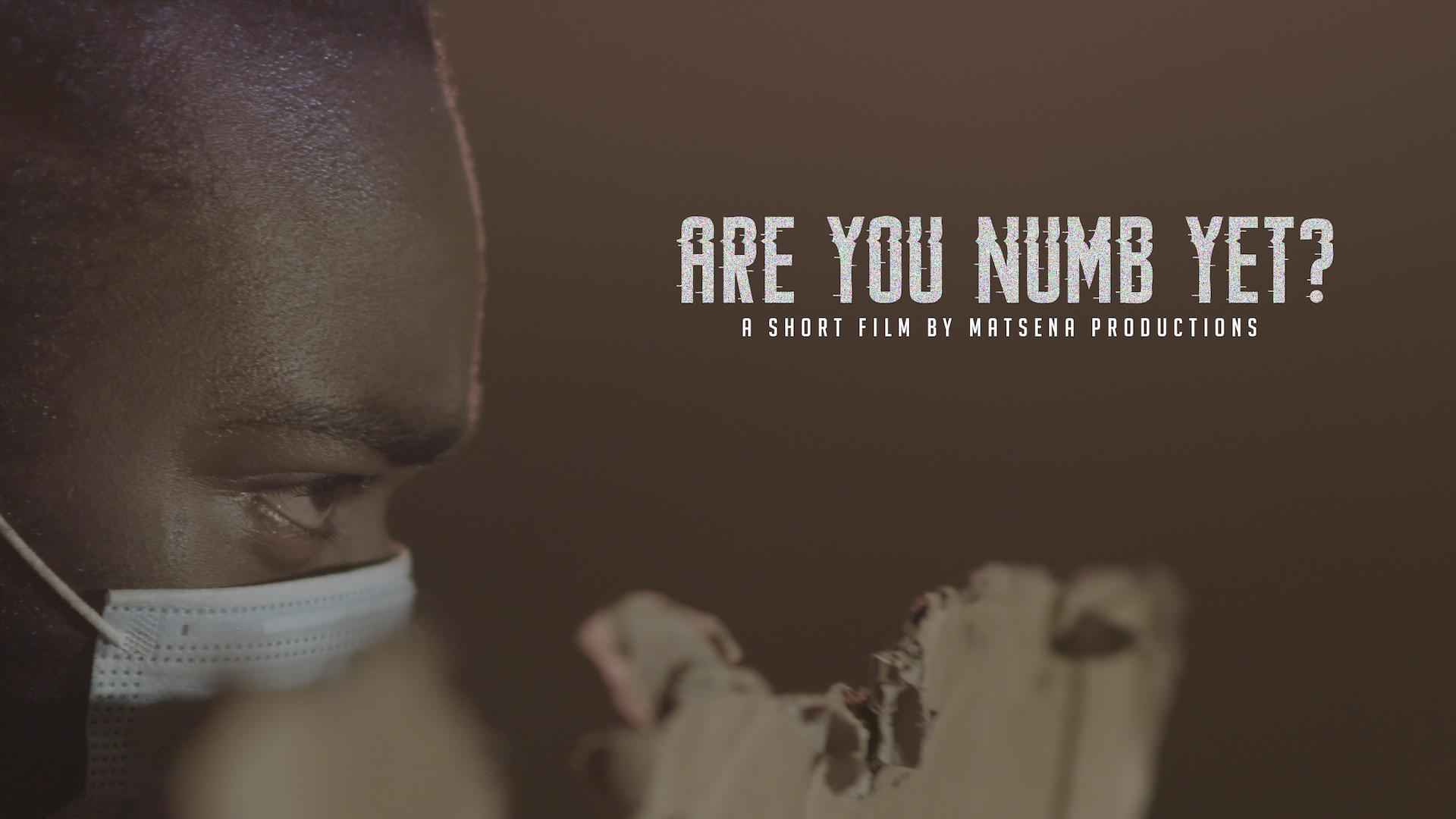 Are You Numb Yet?