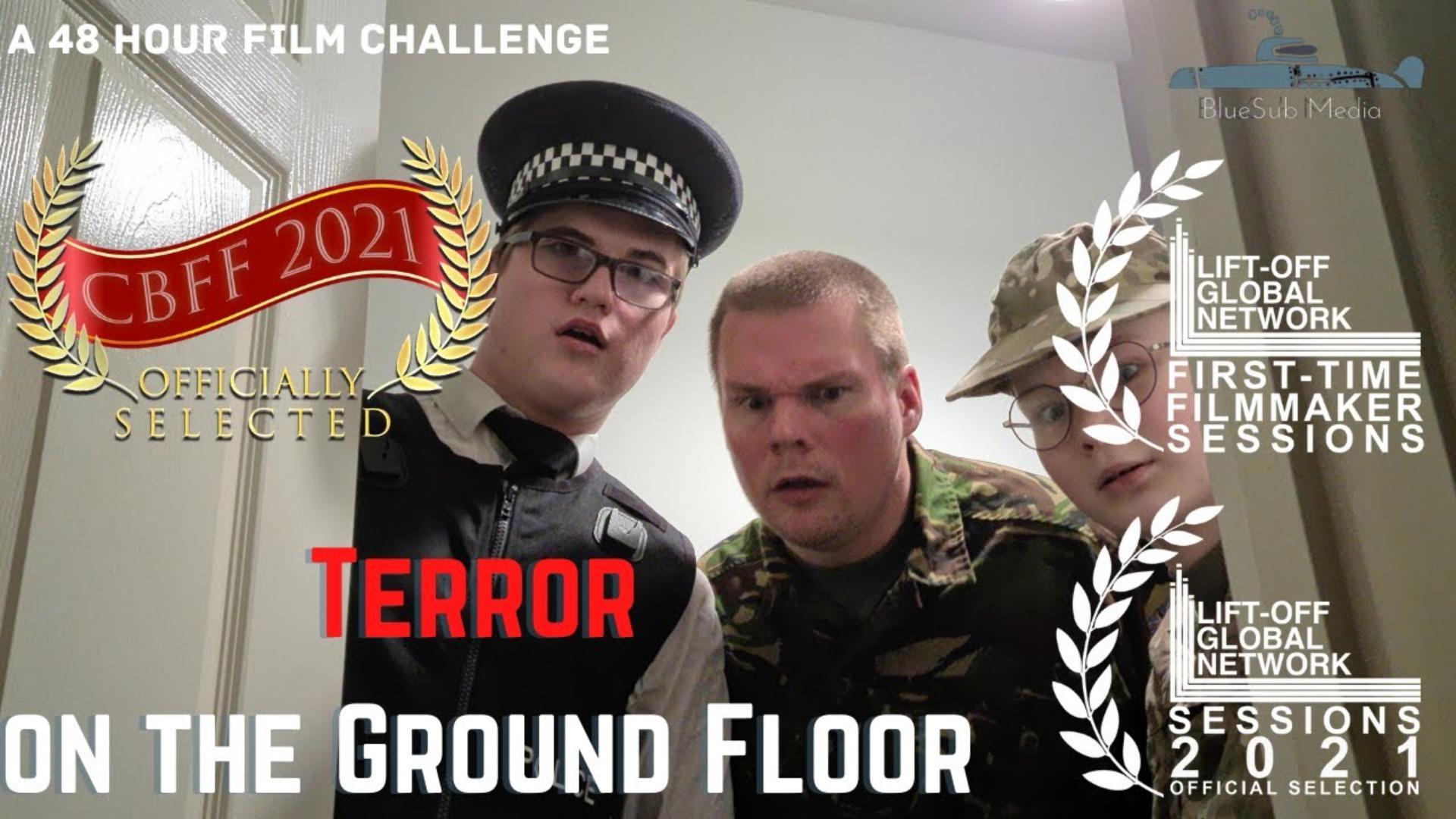 Terror on the Ground Floor