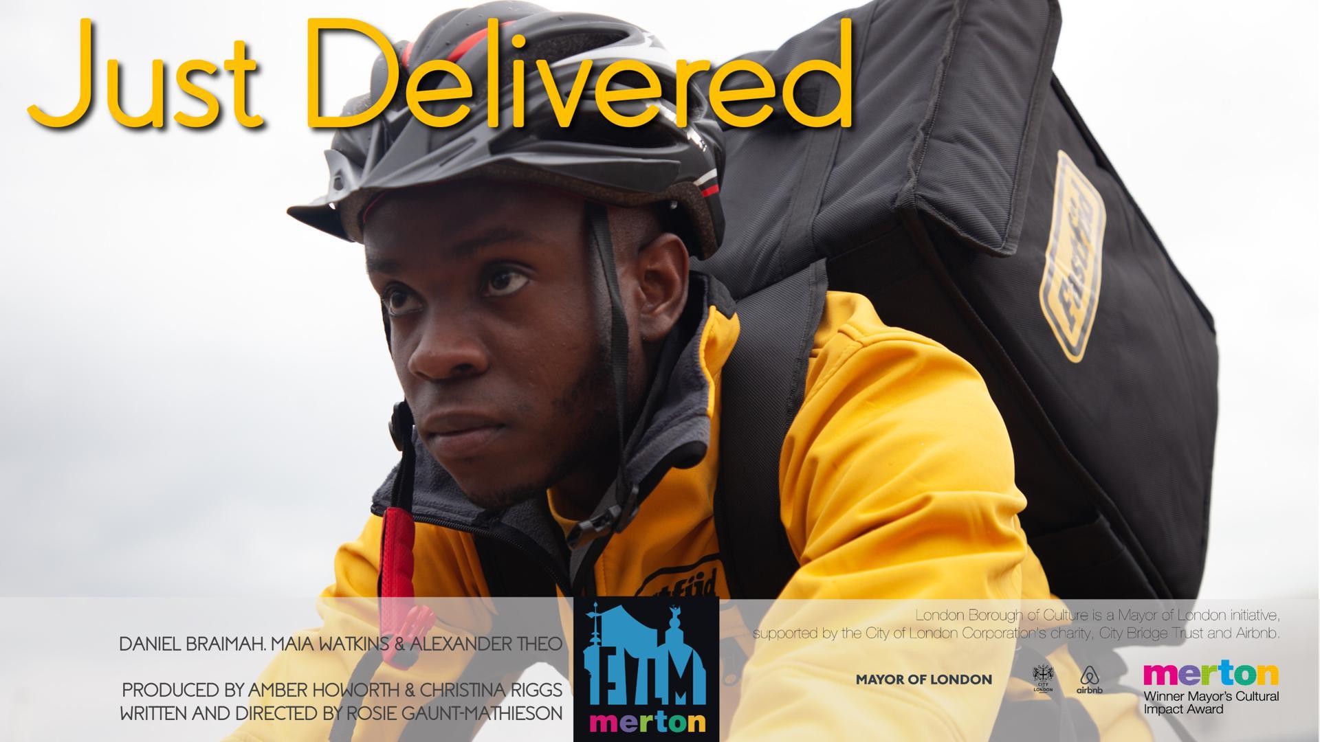 Just Delivered