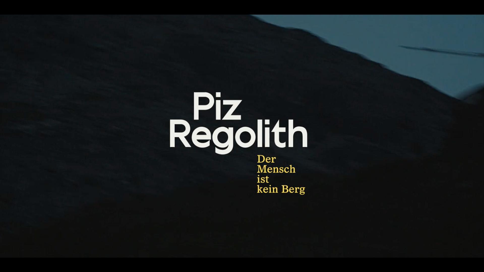 Piz Regolith