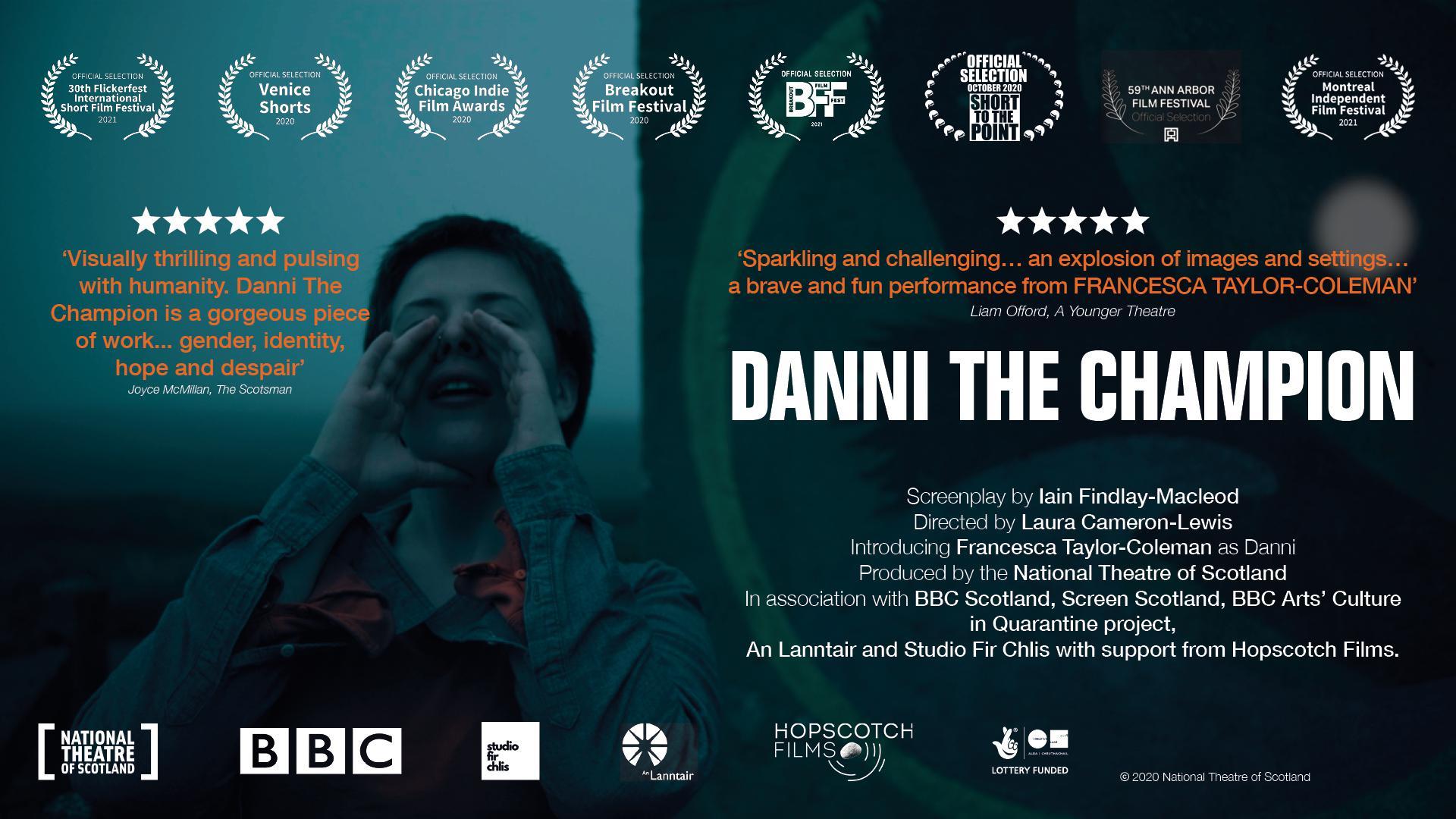 Danni the Champion