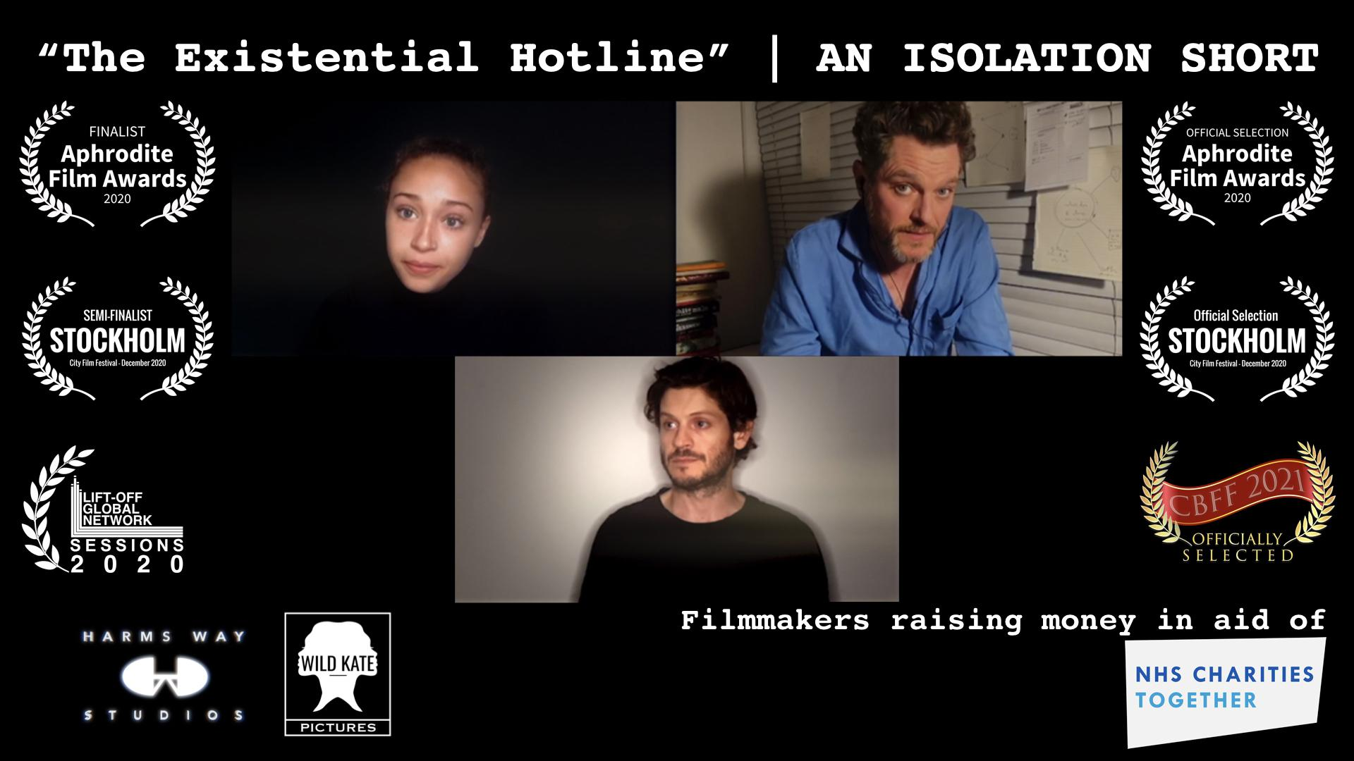 The Existential Hotline