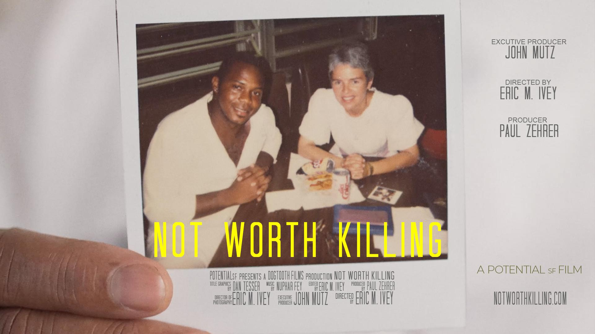 Not Worth Killing