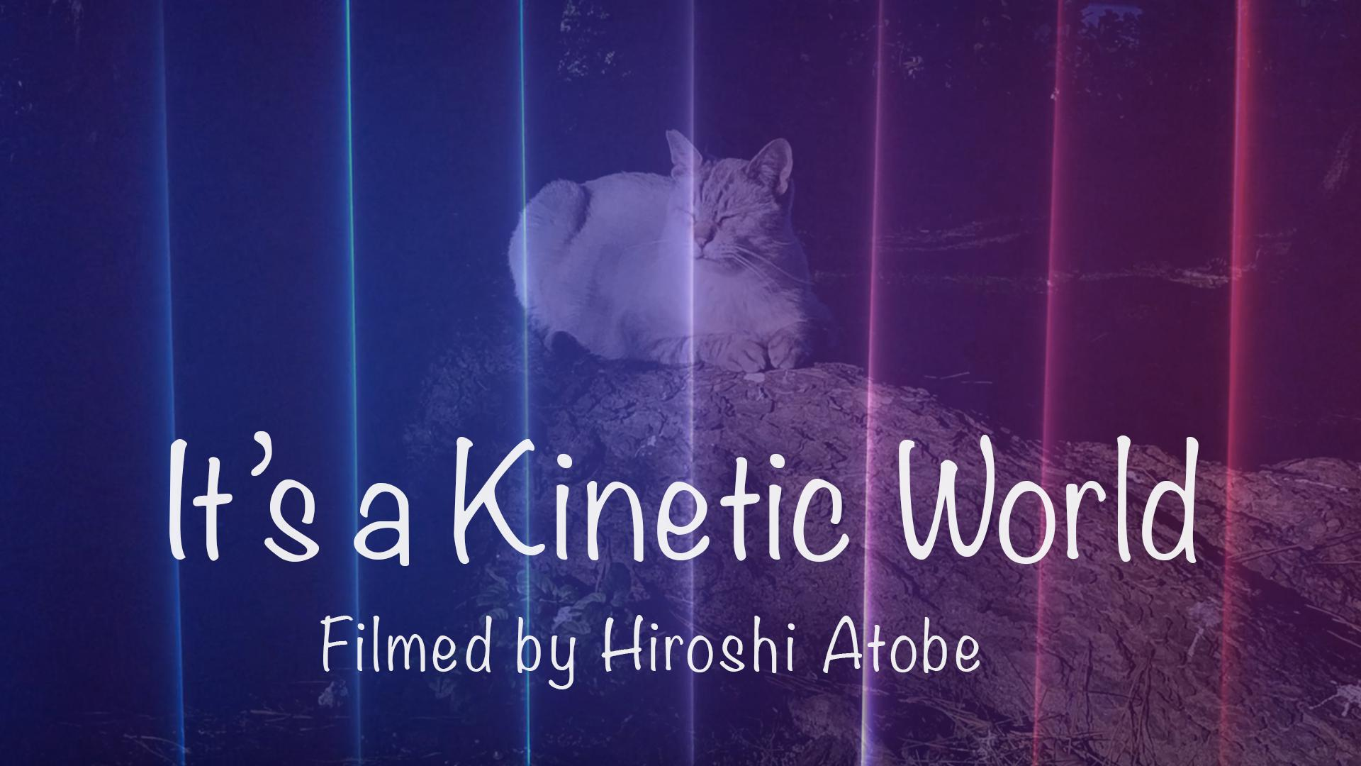 It's a Kinetic World