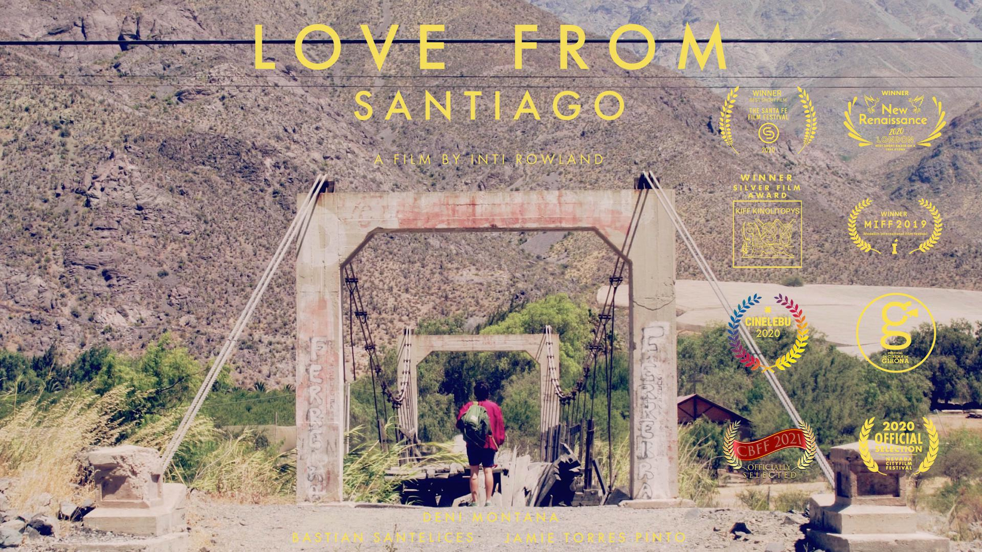 Love From Santiago