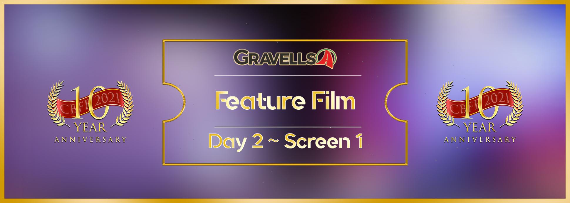 Day 2, Screen 1: Feature