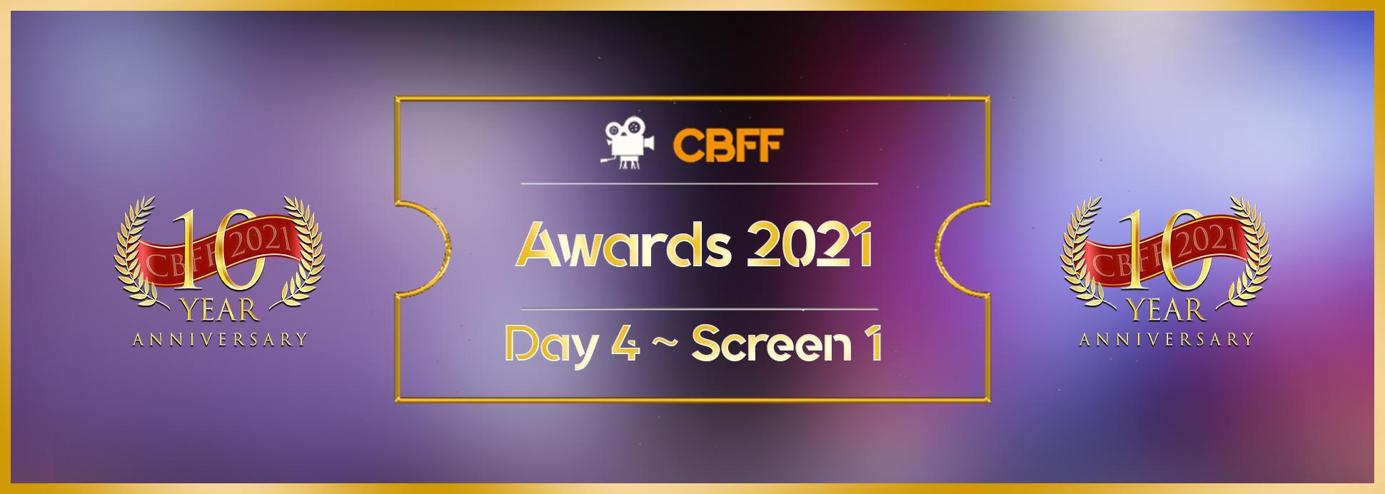 CBFF2021 AWARD WINNER ANNOUNCEMENT